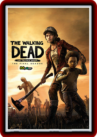 The Walking Dead: The Final Season (All Episodes, 1-4) 3